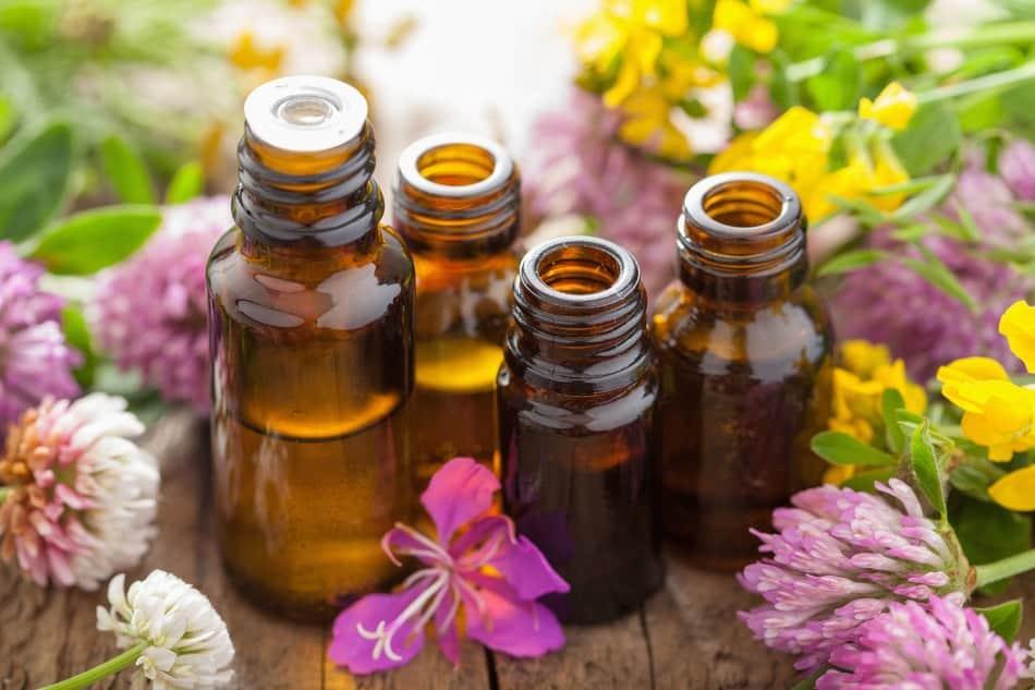 Essentials oils have properties to help you sleep