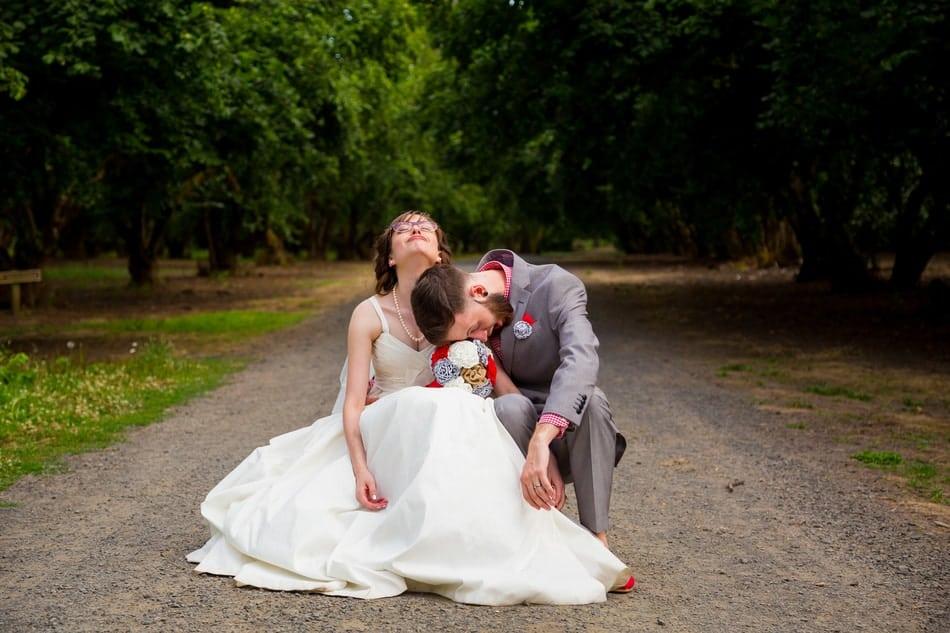 Sleepy on Wedding Day